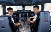 Lương phi công ở Việt Nam là bao nhiêu?