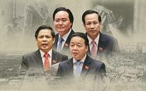 4 từ khoá nóng của 3 ngày Quốc hội chất vấn 4 bộ trưởng
