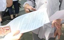 Nghi lộ đề văn tuyển sinh lớp 10 Hà Nội