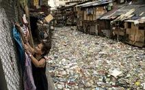 Philippines nỗ lực làm sạch con kênh bị ô nhiễm rác thải ở Manila