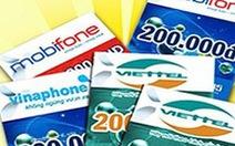 Đề nghị được dùng thẻ cào thanh toán các dịch vụ ngoài viễn thông