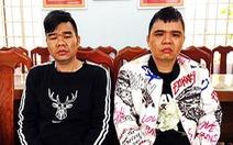Bắt hai trùm xã hội đen Trung Quốc