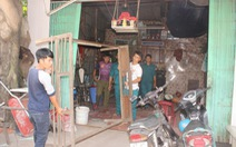 Liên tục sạt lở, 27 hộ dân Chợ Mới phải di dời khẩn cấp