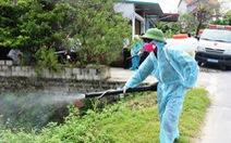 Cảnh báo nguy cơ bùng phát dịch sốt xuất huyết
