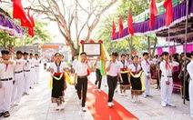 Trường THCS Chi Khê - Nghệ An đạt chuẩn quốc gia