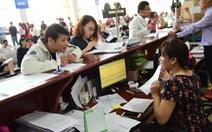 Cục Thuế TP.HCM ngừng bổ nhiệm quản lý cấp chi cục chờ sáp nhập