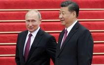 Tổng thống Putin thăm chính thức Trung Quốc
