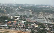 Thiếu vật liệu, Bình Dương đề xuất gia hạn nhiều cụm mỏ đá 'khủng'
