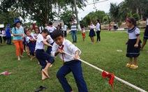 Hơn 140 đoàn viên thanh niên về xã đảo Thổ Châu