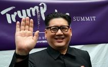 Howard X đổi đời nhờ đóng giả ông Kim Jong Un