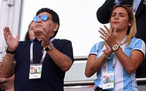 Maradona và cảm xúc của 'cậu bé vàng' suốt hành trình World Cup