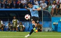 Bồ Đào Nha - Uruguay 1-2: Cavani tiễn Ronaldo về nước