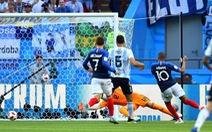 Đồ họa video: Bàn nâng tỉ số 4-2 cho Pháp của Mbappe