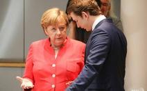 Bà Merkel đề xuất biện pháp mới giải quyết vấn đề di cư
