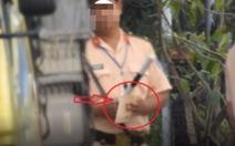 Dân quay clip tố CSGT tiêu cực, công an khẳng định thiếu cơ sở