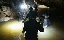 Lính đặc nhiệm Thái hy vọng nhóm mất tích còn sống ở nơi khô ráo