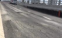 Cầu vượt Mỹ Thủy mới thông xe 24 giờ đã lún, chủ đầu tư nói gì?