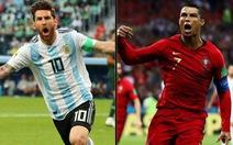Chấm dứt kỷ nguyên Messi - Ronaldo, chờ cú đẩy domino đầu tiên