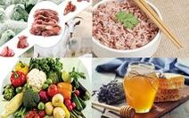 Chế độ dinh dưỡng cho người mắc các bệnh ngoài da