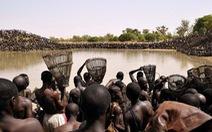 Độc đáo lễ hội bắt cá ở Mali ở Châu Phi