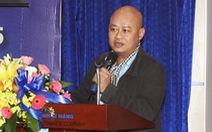 Cách chức nguyên tổng giám đốc Xi măng Việt Nam Trần Việt Thắng