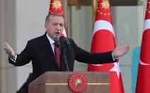 Tổng thống Thổ Nhĩ Kỳ bổ nhiệm con rể làm Bộ trưởng