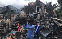 Hỗ trợ gia đình gốc Việt và Khmer bị hỏa hoạn ở Phnom Penh