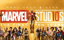 Vượt 17 tỉ đô-la, Marvel kiếm nhiều tiền nhất trong lịch sử điện ảnh