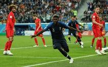 Pháp thắng Bỉ 1-0: Xứng đáng trận đấu hấp dẫn nhất World Cup 2018