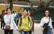 'Lộ' điểm thi THPT quốc gia, Nghệ An nói do sơ suất kỹ thuật