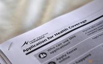 Chính quyền Trump cắt quỹ hỗ trợ người dân mua Obamacare