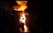 Kiều bào hướng về người Khmer gốc Việt bị hỏa hoạn ở Campuchia