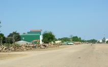 Bộ Quốc phòng giao sân bay Quảng Phú cho Quảng Ngãi