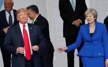 Ông Trump nói Đức 'hoàn toàn bị Nga kiểm soát'