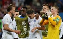 Anh - Croatia 1-2: Những sức mạnh không có thật