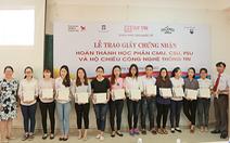 Khối ngành công nghệ và kỹ thuật năm 2018 tại ĐH Duy Tân