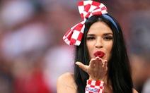 FIFA yêu cầu báo chí bớt tập trung vào 'hot girl' tại World Cup