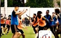 Video clip muôn mặt vui đùa của các 'sao' dự World Cup 2018