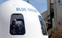 Vé bay vào không gian không dưới 5 tỉ đồng