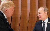 Ông Trump: 'Putin không phải thù không phải bạn mà là đối thủ cạnh tranh'