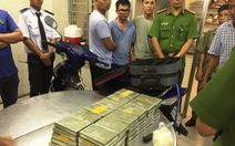 Những nghi phạm trong đường dây ma túy xuyên quốc gia bị bắt ra sao?