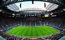 Ngắm sân vận động khổng lồ nơi diễn ra chung kết World Cup 2018