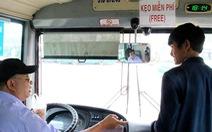 Chuyến xe buýt 'ngọt ngào'