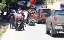 Khu du lịch chặn đường thu phí: Tỉnh chỉ đạo làm đường khác cho du khách qua đảo