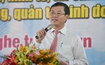 Phân công người phụ trách giáo dục đại học thay cố thứ trưởng Lê Hải An