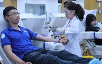 Năm 2019, TP.HCM cần trên 260.000 lượt người hiến máu