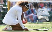 Serena Williams thất bại trong trận chung kết Wimbledon