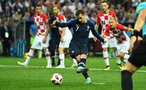 Thắng Croatia, Pháp vô địch World Cup sau 20 năm