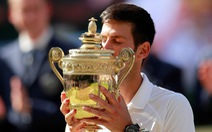 Djokovic giành Wimbledon ngày chung kết World Cup