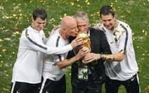 Didier Deschamps - 'Ông hoàng' những trận chung kết